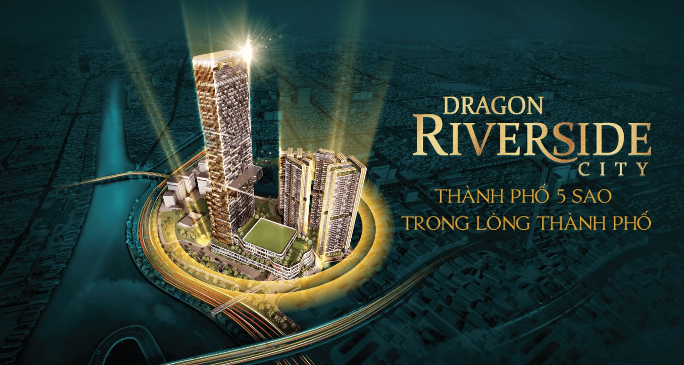Kết quả hình ảnh cho dragon riverside city q5 chủ đầu tư