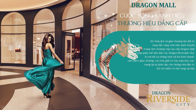 trung tâm thương mại Dragon Mall