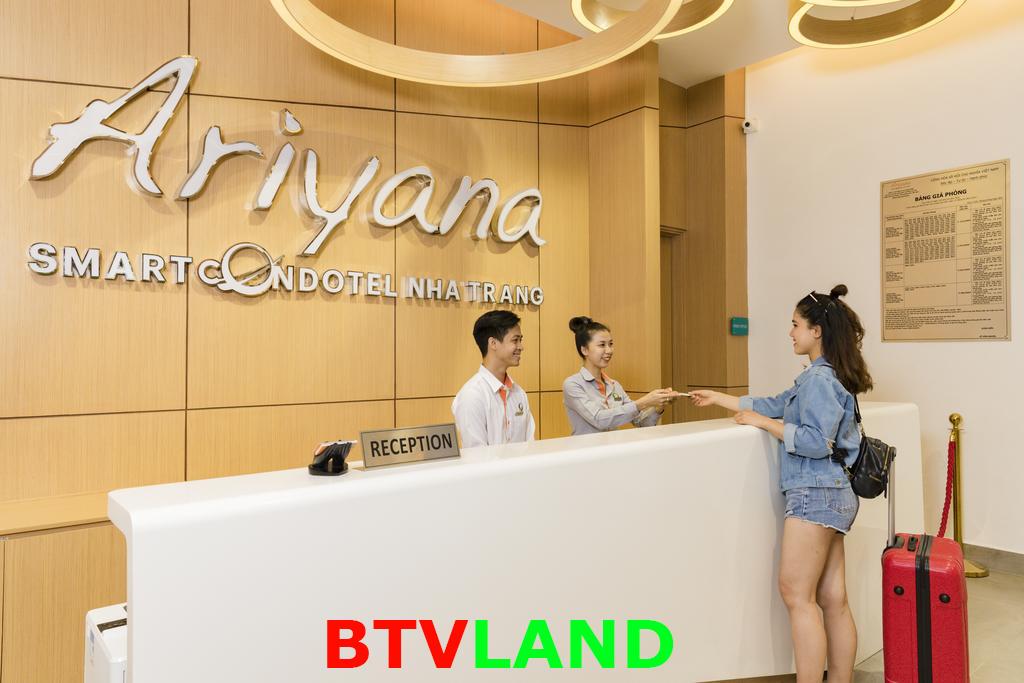 căn hộ condotel Ariyana Nha Trang