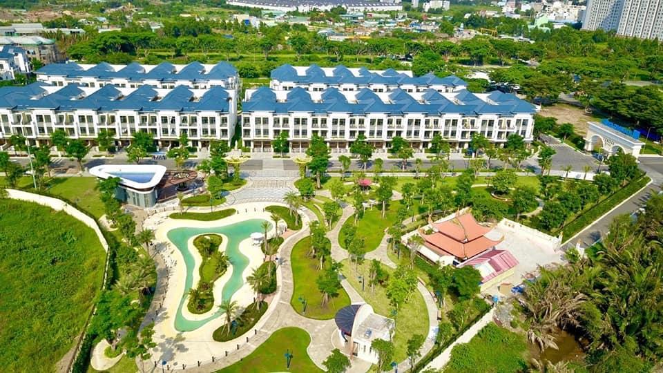 Nhà Thực Tế Dự Án Verosa Khang Điền Quận 9